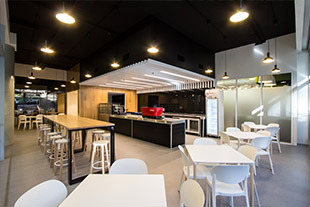 1 Epping Rd North Ryde (Cafe)